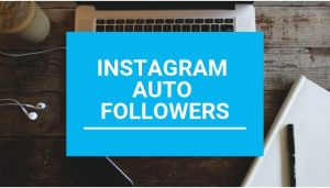 Instagram Auto Followers