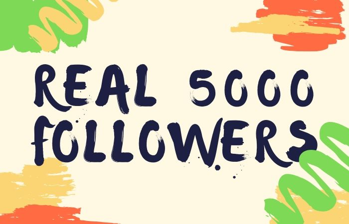 Real-5000-Followers