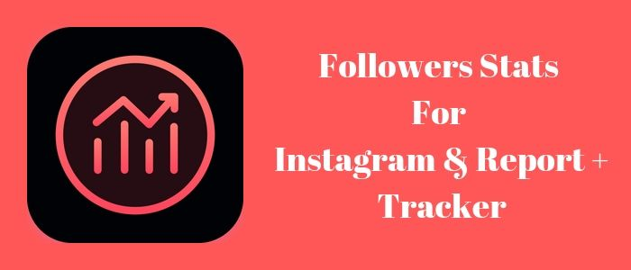 Followers Stats For Instagram